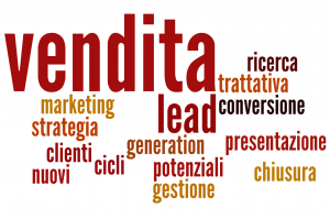 vendita lead generation marketing