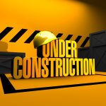 under construction web site - sito internet in costruzione