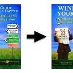 book title - product naming - nome del prodotto