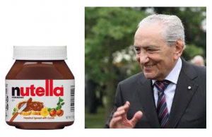 Human Resources management by Michele Ferrero - Nutella's Dad